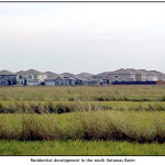 Residential development in the south Natomas Basin