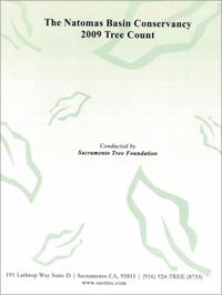 2009 Tree Count