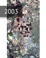 2003 LANDSAT photo