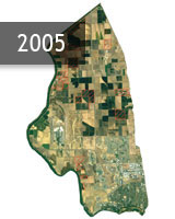2005 LANDSAT photo