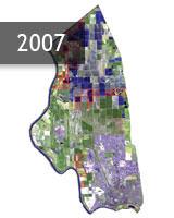 2007 LANDSAT photo