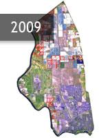 2009 LANDSAT photo