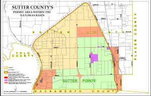 Sutter Co Permit Map