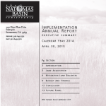 2014 Implementation Annual Report