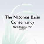Conservancy Outreach