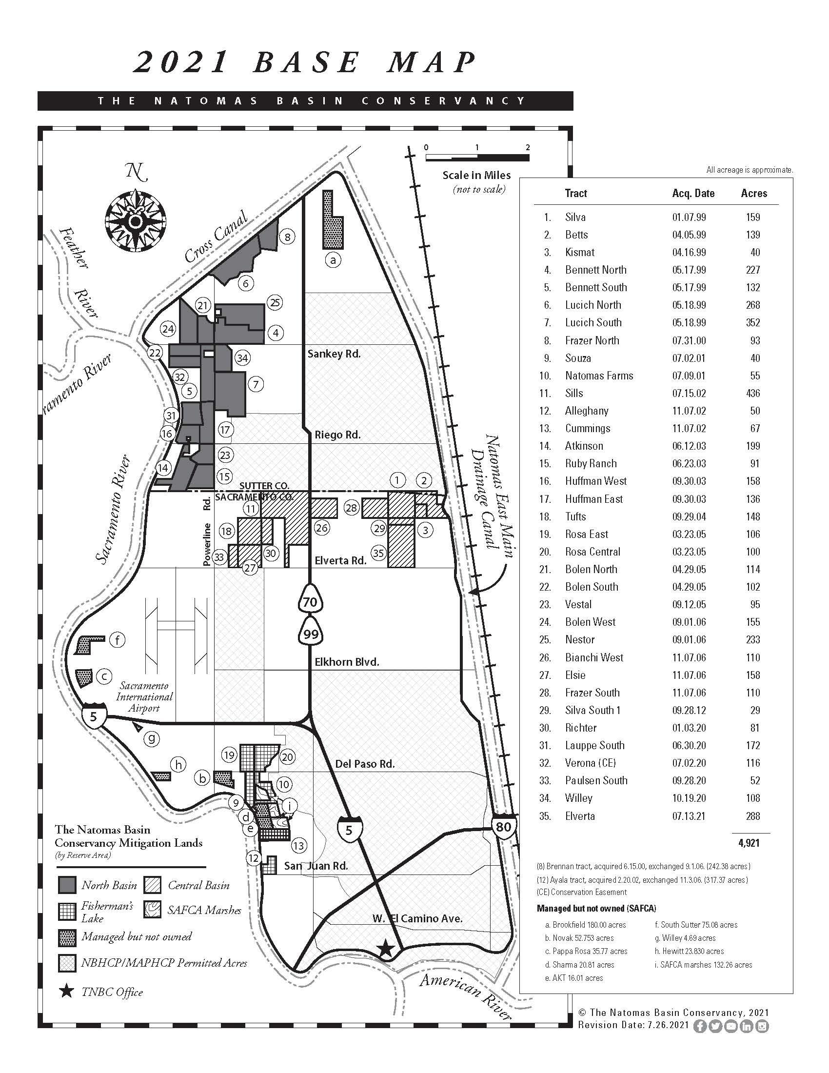 2020 Base map